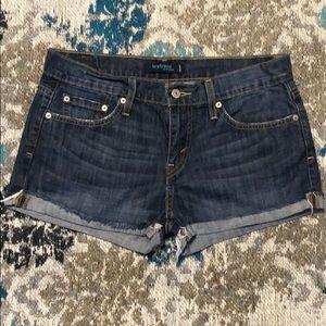 Levi's 513 Boyfriend Shorts